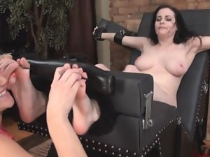 Tickle Abuse Solely Soles Vivian
