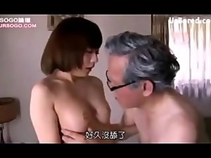 sensual housekeeper banged by elder man 02