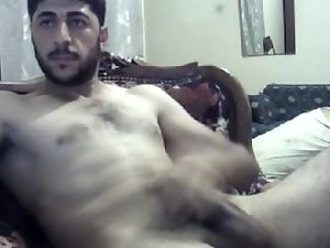 Most sexiest Turk alive cummms on cam 01