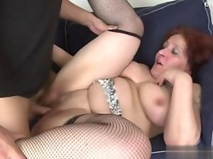 Big titted pornstar crying asshole