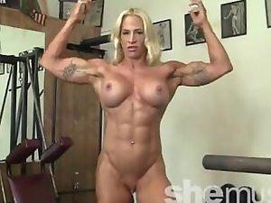 Fbb Jill working out