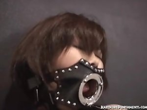 Horny Seductive japanese BDSM treatment for 19 years old oriental females