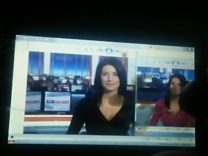 Natalie Sawyer Cum Tribute 3