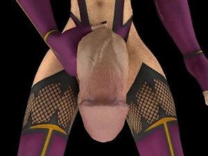 Reversed Futanari Point of view Mileena Teaser 2