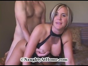 Slutty at Home Gets a Facial