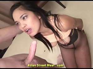 Asian Backside Fuck Yhinganal