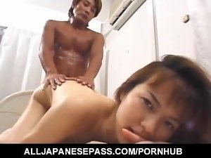 Sexual mommy craves for a harsh fuck