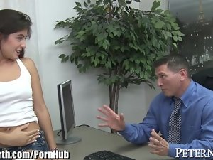 Natalie Monroe likes Shagging Step-Dad