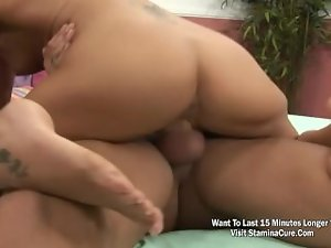 Tempting blonde doll fuck by bigcock tattoed