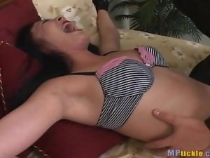 asian tickling shoot