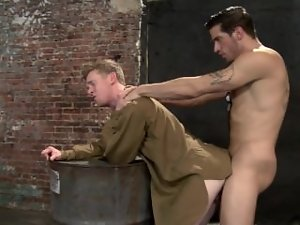 Icon Male - Prisoner Of War - Sequence 2