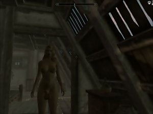 Skyrim Futa World
