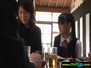 Asian Jap Girlie Get Wild Bang In Crazy Place video-21
