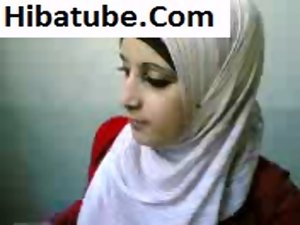 Attractive Arab hijab Babe Mureen Showing Her boob -