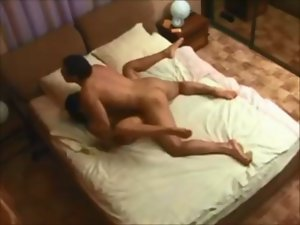 Cheating slutty wife on perfect hidden cam