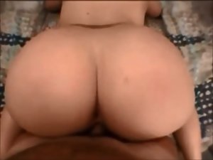 Amateur naughty bum cougar banged on perfect homemade