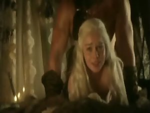 Emilia Clarke Rectal Sex Episode Extended (HD)