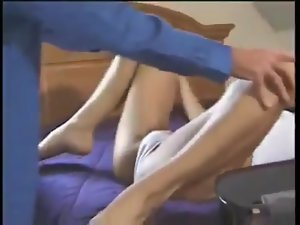 Bad Stepdaughter Gets Punished