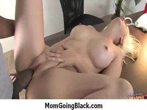 Mother getting rough penetration from BBC 13