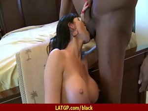 Ebony monster prick fuck housewifes narrow pussy 21