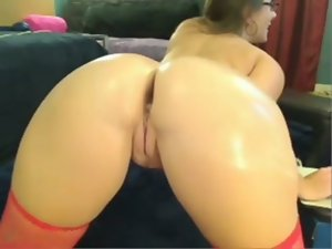 pawg amber webcam arsehole tease