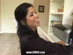 Alexis Amore- Flawless latin maid needed some extra money