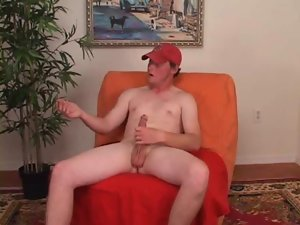 St8 redneck ginger young man trucker cock sucking