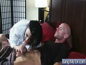 Sex Between Doctor And Bitch Chesty Pacient Lassie video-19