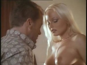 Silvia Saint banging in the kitchen with Randy Spears
