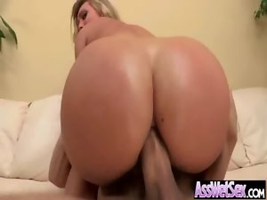Round Sensual Lactating Ass Lassie Get Brutal Rectal Sex video-01