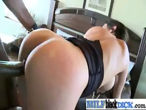 Ebony Strong throbbing dick Bang Rough Sensual Cougar In Every Hole video-36