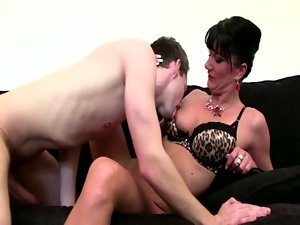 Luscious porn casting experienced drilled brutal