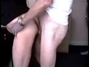 two dad fuck a sweet butt and cum