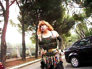AMATEUR Transsexual Prostitute IN MADRID