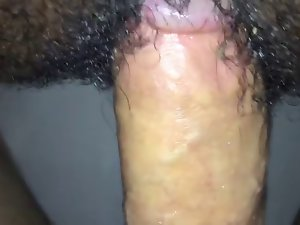 Hung White BareFucks Obscene Ebony Butt
