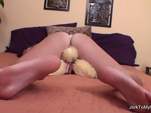 Humping Harry - Foot Fetish Foot Teasing Masturbation