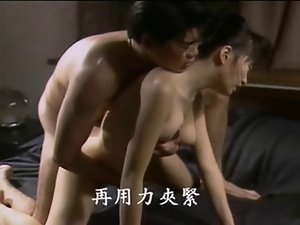 Uncensored vintage jap movie