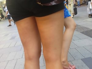 Bare Candid Legs - BCL#081