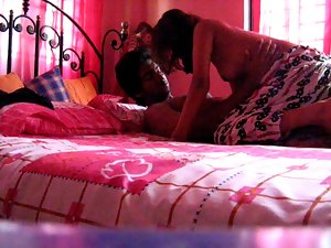 Bengali couple shagging in bedroom hd
