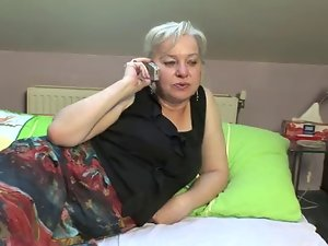blondie granny banging sex