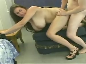 Huge Natural Hooters Cougar Denise