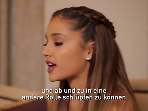 Sexual Ariana Grande Interview