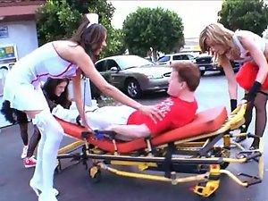 ambulance porno