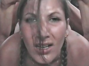 Wild sex for a sensual amateur who gets off on voyeurism