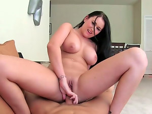 Alexis Grace fellatio big wiener and getting deeply plowed