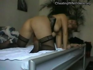 Blondie cheating ex dirty wife backdoor and creampie movie