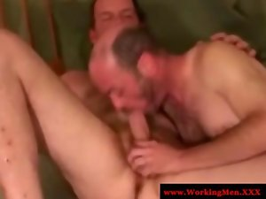 Straight redneck attractive mature bears saucy bj