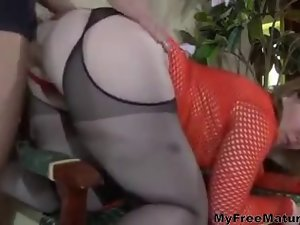 A Fabulous Magic Sensual russian Aged With Happy Lad 3 slutty russian cumshots swallow