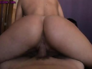Reverse cowgirl webcam