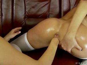 Cindy Hope fisting filthy dark haired comely brutal